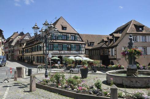 Gaststätte Le Brochet