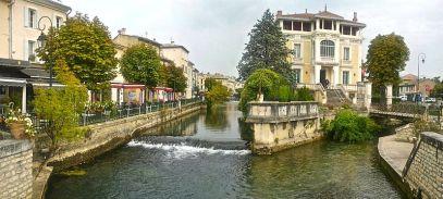 Cafés am Kanal