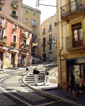 Tarragona_Altstadt