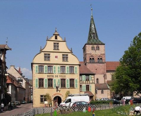 Rathaus (Hôtel de ville)