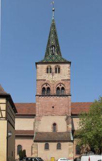 Turm der Kirche St. Anna