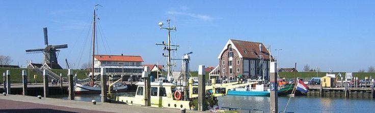 Oudeschild Hafen