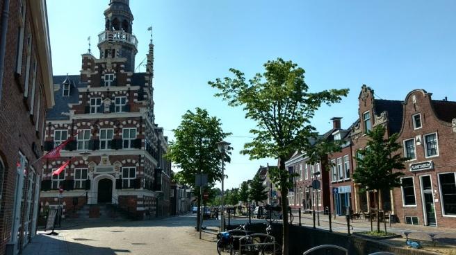 Franeker Innenstadt