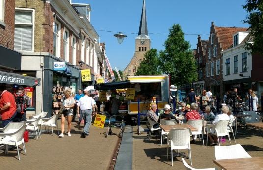 Franeker Wochenmarkt