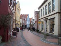 Von 1971 bis 1990 saniert: Leeraner Altstadt