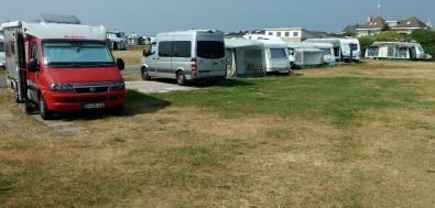 Petten Campingplatz Corfwater