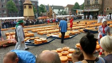 Alkmaar Käsemarkt 2