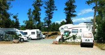 Altenteil Belt Camping Stellplatz vorm CP