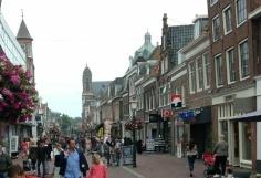 Hoorn Einkaufsstraße Grote Noord