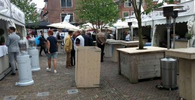 Hoorn Kulinarisches Fest an der Kirche