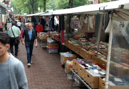 Hoorn Wochenmarkt Samstag bis 18.00 Uhr