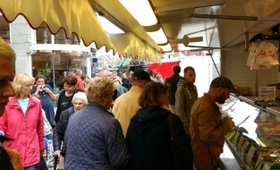 Hoorn Wochenmarkt