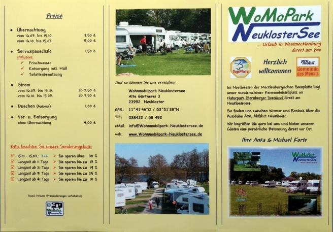 Ostsee MV 2012-Neukloster