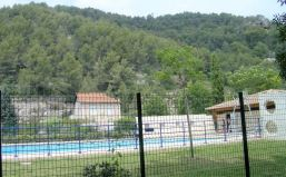 Fontaine-de-Vaucluse Schwimmbad