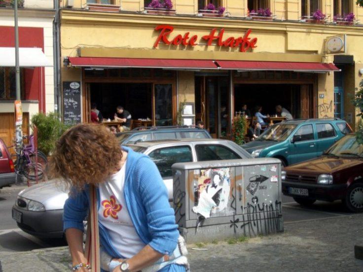 Berlin Rote Harfe