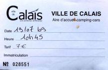 Bretagne 2009-Calais