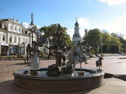 Jever Sagenbrunnen