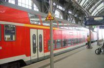 Königstein 2009 Bahnhof Dresden