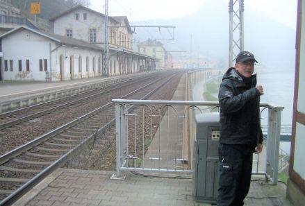 Königstein 2009 Bahnhof Königstein