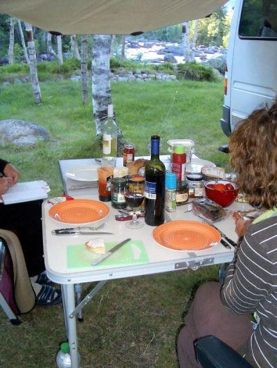 Vinje Abendessen