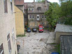 Weimar Innenhof bei Jan