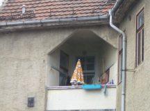 Weimar Jans Balkon