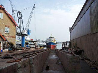 Arnis Werft