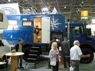 Düsseldorf Caravan Salon