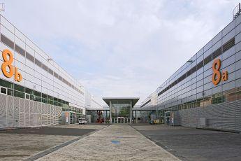Düsseldorf Messehallen