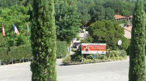 Figline Valdarno CP Zufahrt