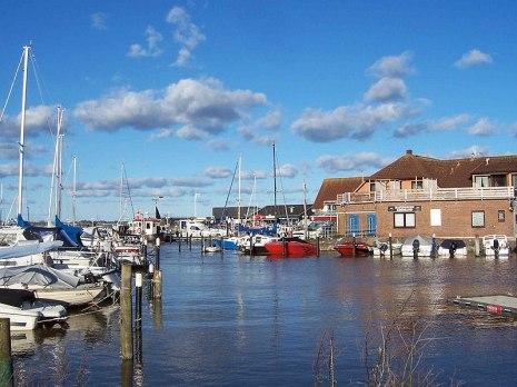 Langballigau Hafen