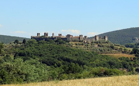 Monteriggioni Panorama