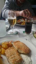 Dahme Essen im CP-Restaurant
