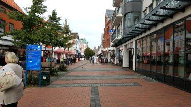 Eckernförde Fußgängerzone