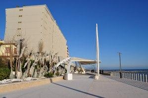 Grado Strandpromenade