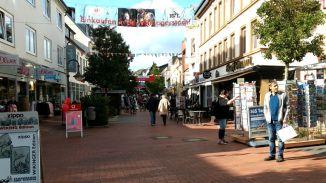 Schleswig Fußgängerzone