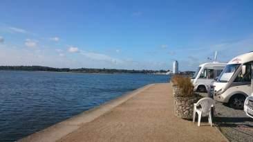 Schleswig SP am Hafen