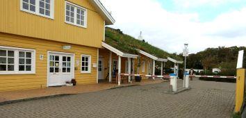 St-Peter-Ording CP Olsdorf Zufahrt