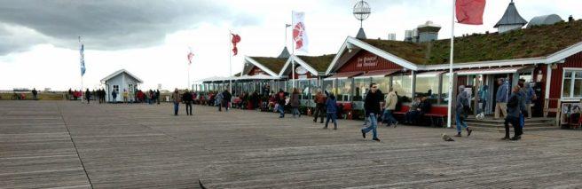 St-Peter-Ording Gosch am Strandzugang Bad
