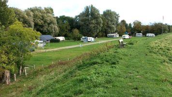 Friedrichstadt Campingplatz nebenan