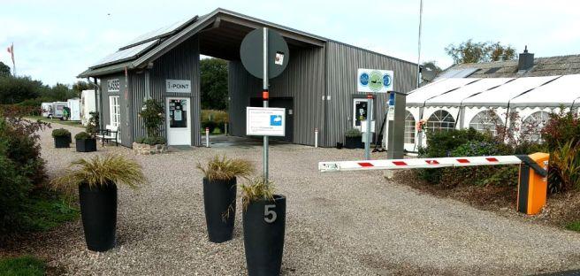 Friedrichstadt SP Sanitär- und Versorgungsbereich