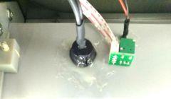 Kühlschranklüfter PWM-Potentiometer