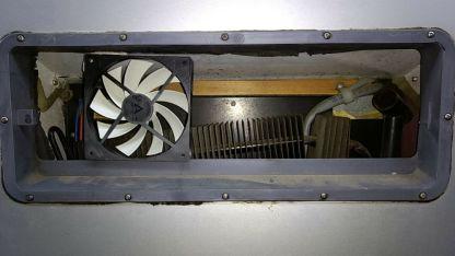 Kühlschranklüfter