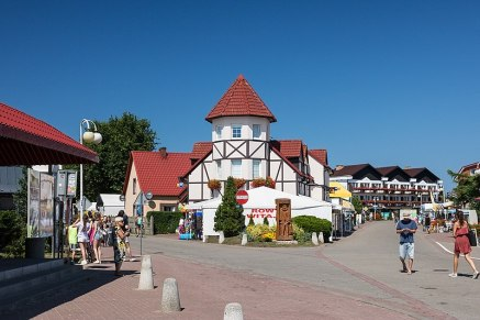 Rowy Marktplatz