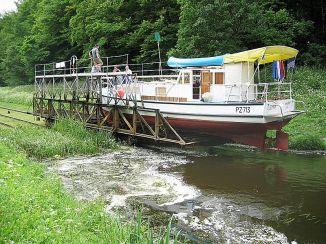 elbing oberländischer kanal