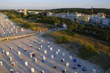 Ahlbeck Strand und Promenade