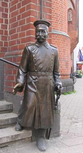 Berlin Hauptmann Köpenick