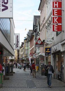 Bingen Basilikastraße