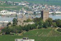 Bingen Burg Klopp