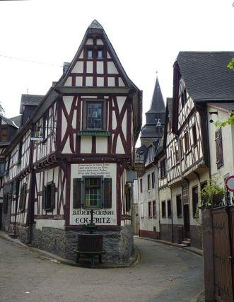 Braubach Fachwerkhäuser